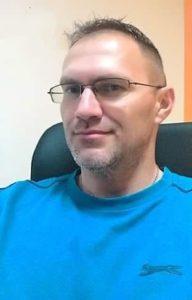 Lektor Juraj Volf SM systém Námestovo